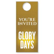 Glory Days Door Hanger