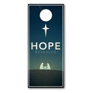 Hope Revealed DoorHangers