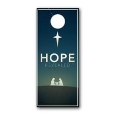 Hope Revealed Door Hanger