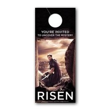 Risen Door Hanger