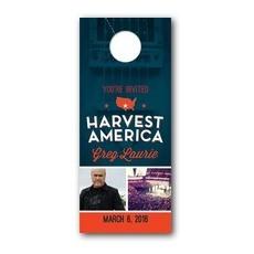 Harvest America 2016 Door Hanger