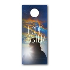 Hope of Easter Door Hanger