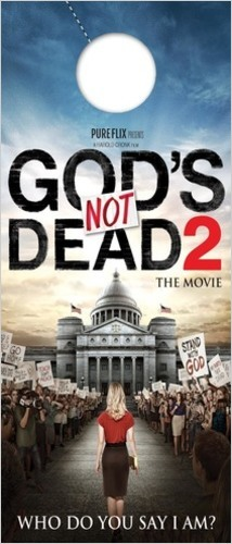 God's Not Dead 2 DoorHanger
