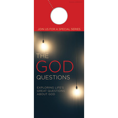 God Questions Door Hanger
