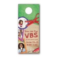 VBS Crafts Door Hanger