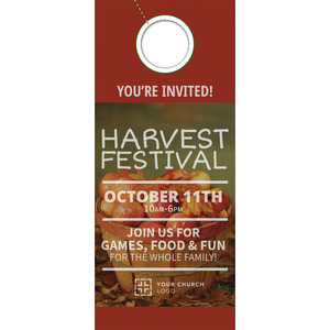 Harvest Apples Door Hangers