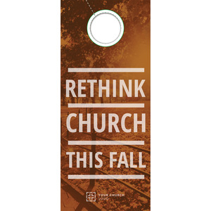 Rethink Church DoorHangers