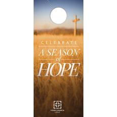 Season Hope Door Hanger