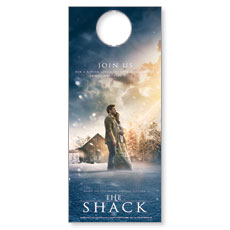 The Shack Movie Door Hanger