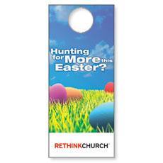 UMC Easter Hunt Door Hanger