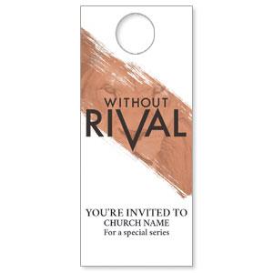 Without Rival Door Hangers