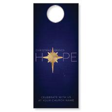 Hope Star Door Hanger