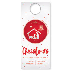 Ornament Cut Out Door Hanger