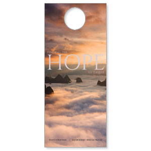 Hope Mountains Door Hangers