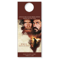 Paul, Apostle of Christ Door Hanger