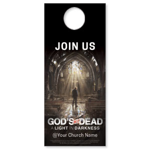 GND: A Light In Darkness DoorHangers