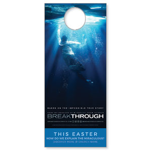Breakthrough Door Hangers