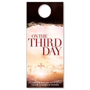 Third Day DoorHangers