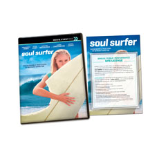 Soul Surfer Movie Event Movie License Package