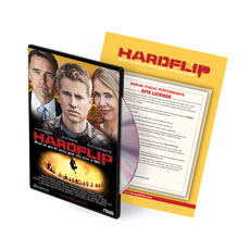 Hard Flip Movie License Package