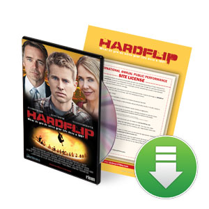 Hard Flip International License DVD License International