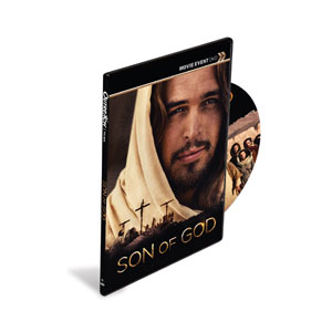 Son of God Movie License Standard DVD License