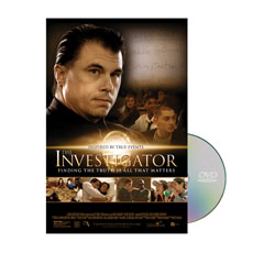 The Investigator Movie License Package