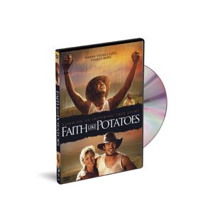 Faith Like Potatoes DVD License