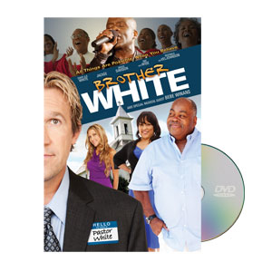 Brother White DVD License Standard DVD License