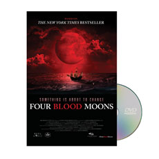 Four Blood Moons Movie License Package