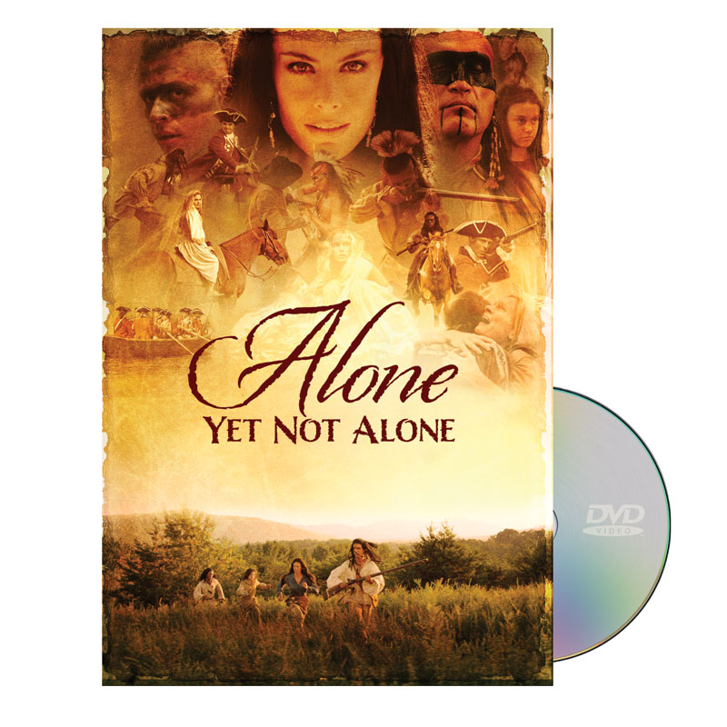 Alone Yet Not Alone - Standard Movie Licenses