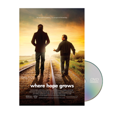 Where Hope Grows Movie License Package