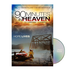 90 Minutes in Heaven DVD License Standard DVD License