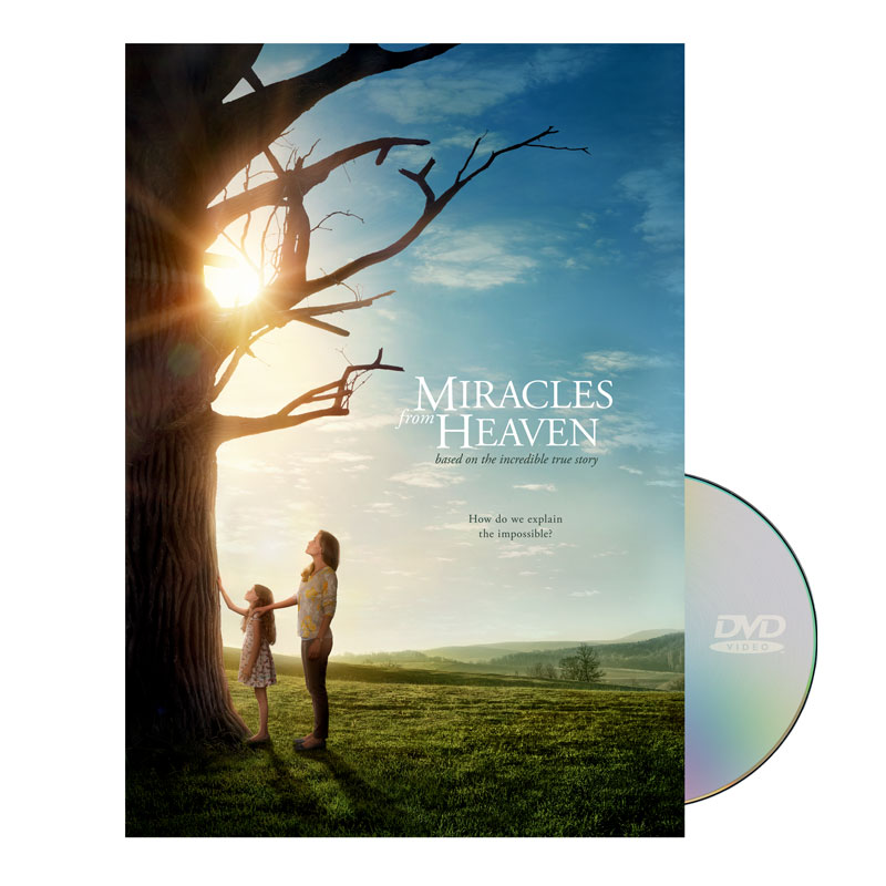 Miracles From Heaven Movie License