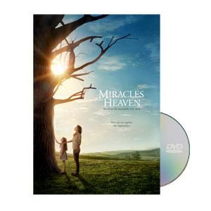 Miracles From Heaven DVD License Standard DVD License
