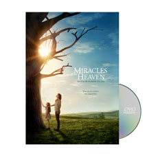 Miracles from Heaven Movie License Package