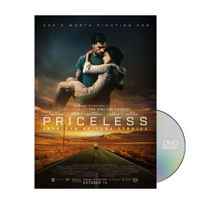 Priceless Movie License Standard DVD License