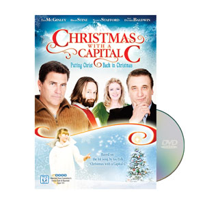 Christmas with a Capital C Movie License Packages