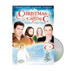 Christmas with a Capital C Movie License Package