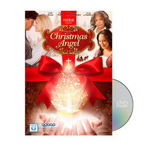 Christmas Angel DVD License Standard DVD License