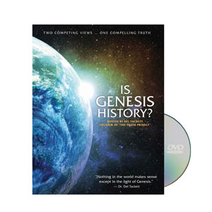 Is Genesis History DVD License