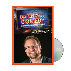 Date Night Comedy Event 1 Movie License Package