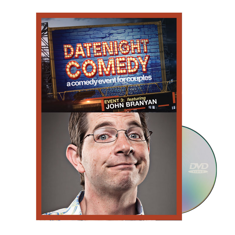 Date Night Comedy Event 3 Movie License