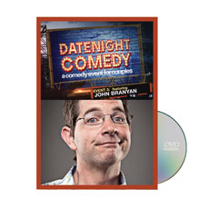 Date Night Comedy Event 3 Movie License Package