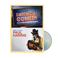 Date Night Comedy Event 4 Movie License Package