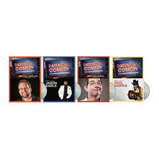 Date Night Comedy Event Combo Movie License Package