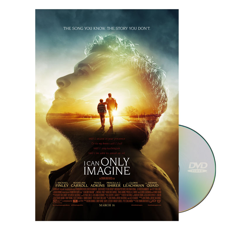 i can only imagine movie license - church media