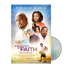 A Question of Faith Movie License Package