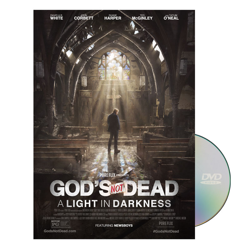 Movie License Packages, GND: A Light In Darkness, 100 - 1,000 people  (Standard)
