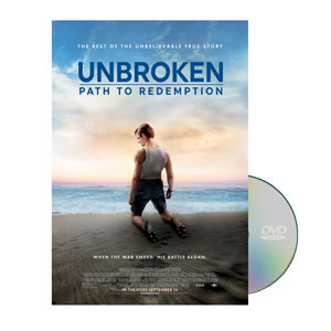 Unbroken: Path to Redemption  Movie License Packages